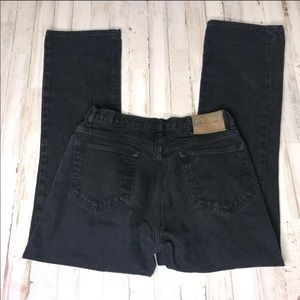 Calvin Klein Vintage Bootcut High Rise Jeans
